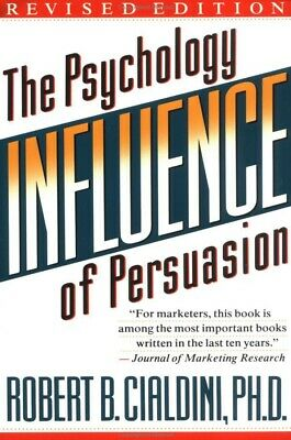 INSTANT ACCESS to Influence by Robert B. Cialdini [PDF]