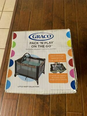 Graco Pack 'n Play On The Go Portable Playard