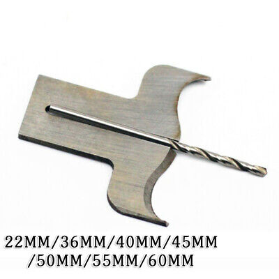 Wood Milling Cutter Drill Alloy CNC Router Bit Woodworking Lucky Buckle Beads