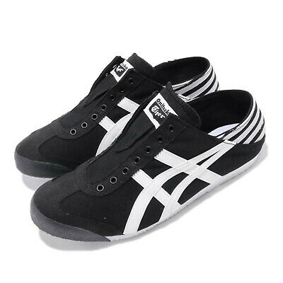 Asics Onitsuka Tiger Mexico 66 Paraty Black White Men Women Shoes 1183A339-002