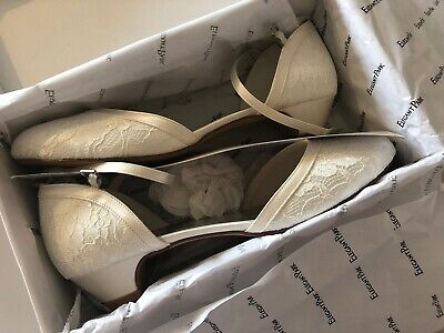 Elegant Park Wedding Shoes Size 8
