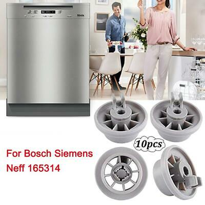 4PCS Vacuum Cleaner Wheels Accessories For Bosch For Siemens For Neff 165314