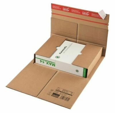 ColomPac CP 035 Extra Strong Book Wraps Corrugated Cardboard