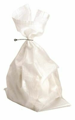 Priory Direct Woven Polypropylene Sacks Strong & Tear Resistant