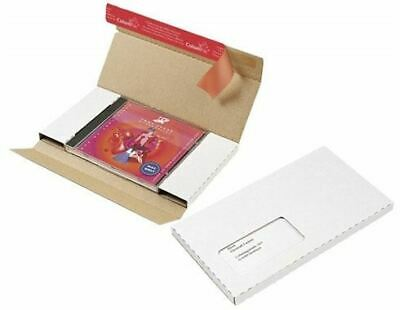 ColomPac Peel & Seal Closure CP 065 CD Mailer Corrugated Cardboard