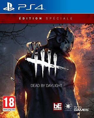 Dead by Daylight PS4 Neuf sous Blister
