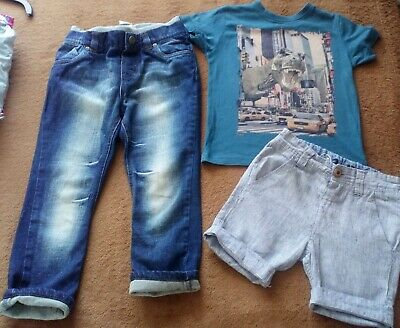 Boys NEXT bundle Size 4 Years