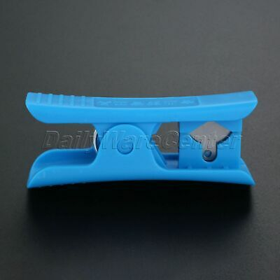 8.5*3.5*2cm Pipe Cutter Plumbing PVC PU Silicone Plastic Water Tube Hose Blade