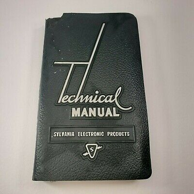 Sylvania Electronic Products Technical Manual 1959