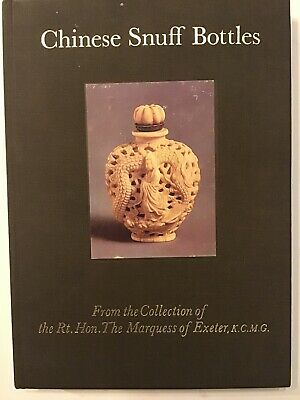 1974 First Chinese Snuff Bottles from the collection of The Marquess of Exeter V