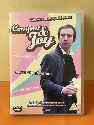 Comfort And Joy (DVD, 2004)
