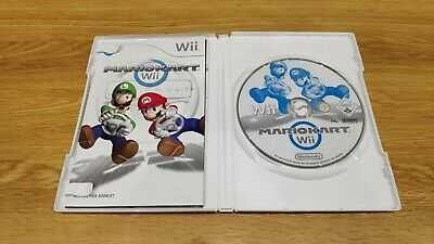 Nintendo Wii Mario Kart Game fully working