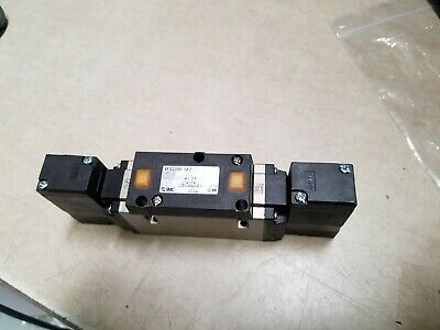 SMC # VFS3200-5FZ    SOLENOID VALVE New out of box
