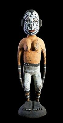 Stunning New Guinea Ancestral  Figure 1960S