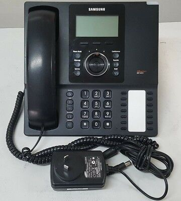 Samsung OfficeServ SMT-i5210 IP Telephone with power supply