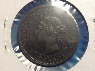 1897 - Large Cent -  Scroll down for all images.