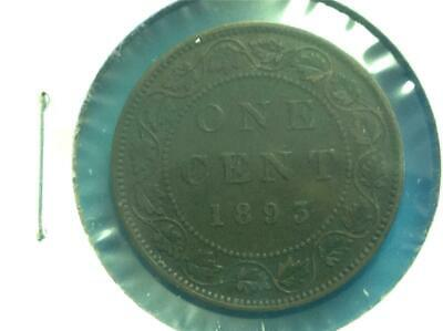 1893 - OC4 - Large Cent -  Scroll down for all images.