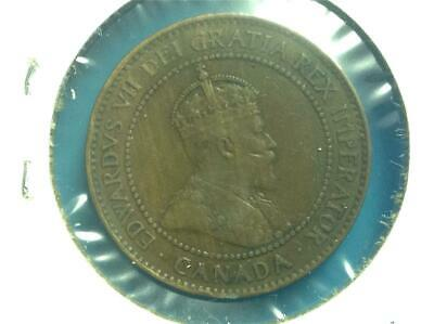 1904 - Large Cent -  Scroll down for all images.