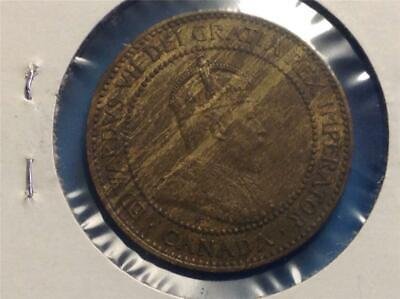 1910 - Large Cent -  Scroll down for all images.