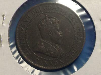 1903 - Large Cent -  Scroll down for all images.