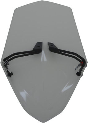 """Puig 11-5/8"""" Clear New Generation Windshield 7655W"""