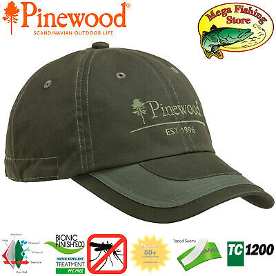 Pinewood 9195 Extrem Exterior Gorra / Angelkappe Cazador Impermeable