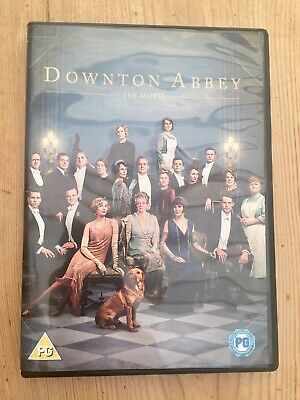 Downton Abbey the Movie 2019 [DVD] - Like New!