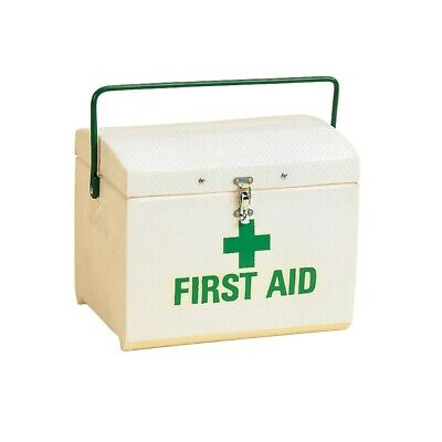 Stubbs FIRST AID BOX to hold your human or animal medicines supplies & dressings