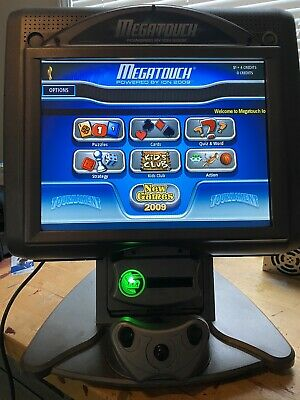 Merit MegaTouch eVo ION Countertop Video Arcade Game
