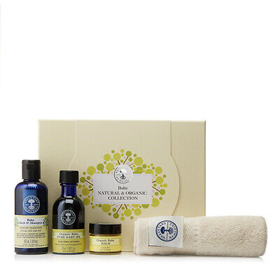 Neal's Yard Remedies * Baby Organic Collection Gift Box *