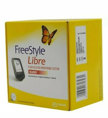 Freestyle Libre Reader Flash Glucose Monitoring System(( BRAND NEW ))