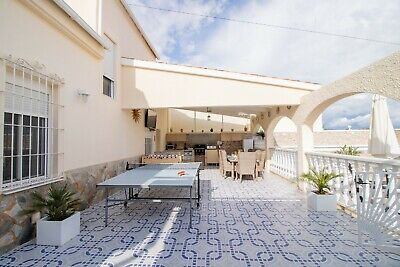 July & August  *5*star - LUXURY HOLIDAY VILLA & PVT POOL - COSTA BLANCA SPAIN