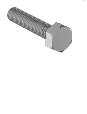 M8 x 40mm Stainless Steel Bolt (pack of 10). 91287A305