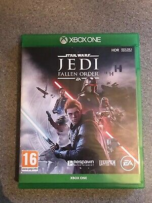Star Wars Jedi The Fallen Order (Xbox One) Game - Excellent Condition