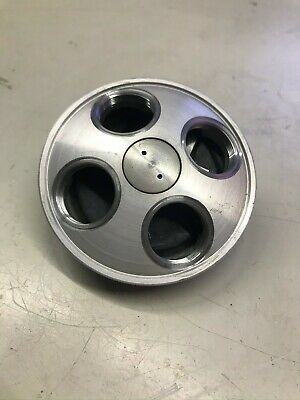 AO Spencer 4 Hole Objective Turret  Leica Reichert American Optical 100 110 120