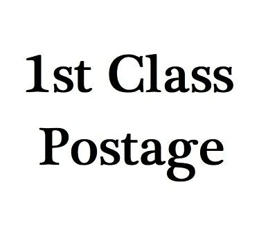 1st class postage - Add on item - Do not purchase unless requested
