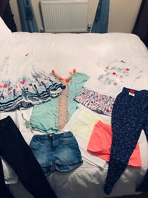 Bundle Of Girls Clothes 9-10 Years