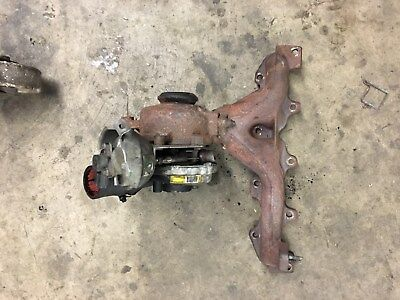 Ford Mondeo Galaxy CMax Turbolader Turbo 7607743