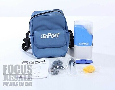 Medpro Airport Portable Nebulizer System, No Power Cord