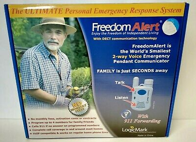 Freedom Alert Personal Emergency Response Sys. 35511