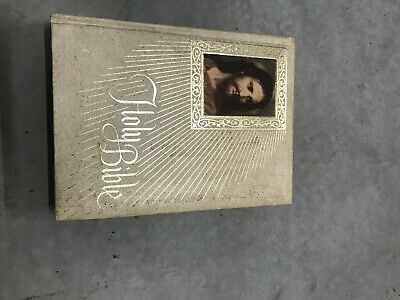 Holy Bible - old