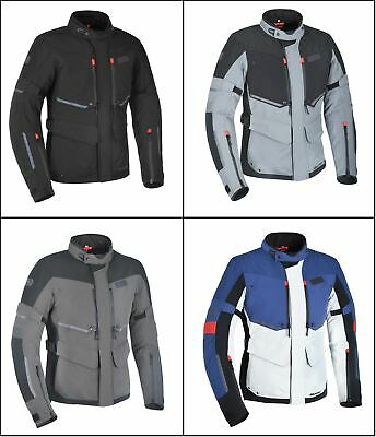 Oxford Mondial Advanced Motorcycle Bike Removable Insulation Touring Jacket