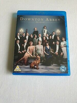 Downton Abbey the Movie [Blu-ray] purchased yesterday 27/02 so as new.