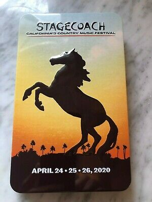 2 Stagecoach Corral Passes Sold Out Area Sit In Luxury Take The Chair Home