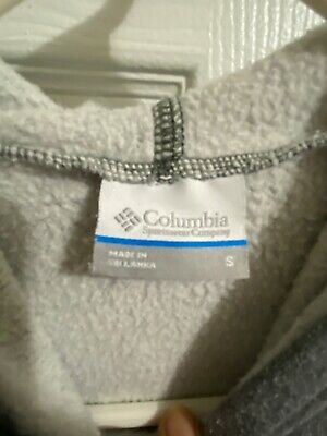 Youth Boys Columbia PFG Hoodie Size Small