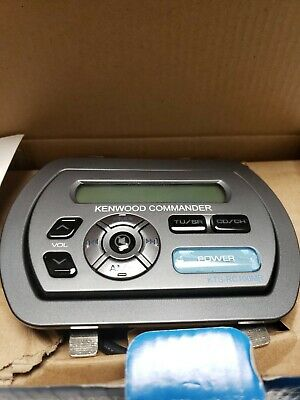 KENWOOD KTS-RC100MR MARINE WIRED REMOTE CONTROL FOR SELECT MARINE BOAT RECEIVERS