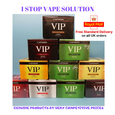 Vip Refills -0,11,16,20 -All Flavour