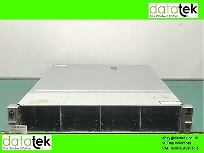 HP DL380E G8 2U RACK SERVER - 2x E5-2450L, 8GB, P420/1GB FBWC