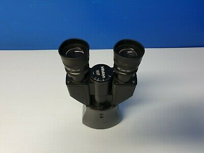 Mitutoyo Microscope Head WF part with 2x 10X/24 Eyepieces