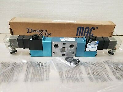 821C-PM-111JD-122 Manufactured by MAC VALVES INC
